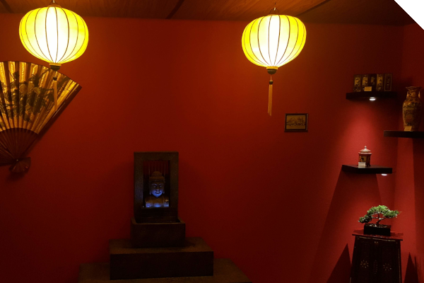 Escape Room Stuttgart Buddha